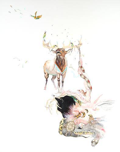 Laura Ball, Nest (2011)