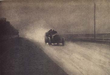 Robert Demachy Speed 1904 vintage photogravure, camera work