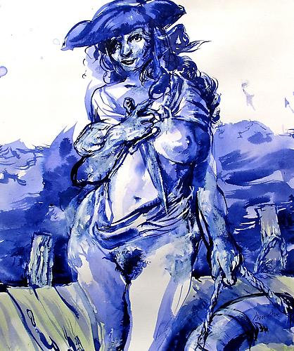 Waiting for the Tide to Release Her (2011)