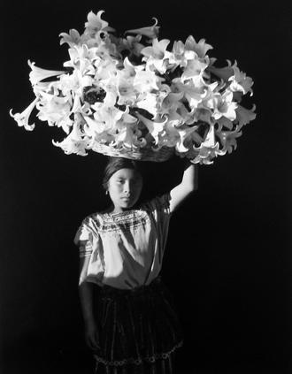 Basket of Light, Sumpango Guatemala 1989 gelatin silver print