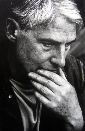 William DeKooning, 831 Broadway Studio, New York, the day Franz Kline died 1962 Gelatin Silver Print