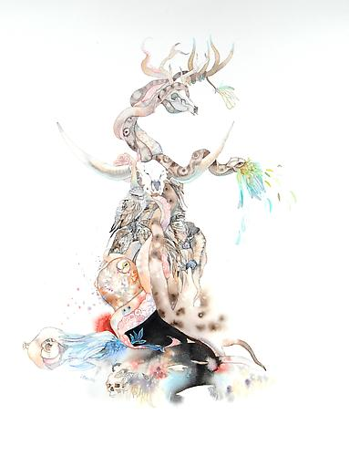 Laura Ball, Growth 2 (2011)
