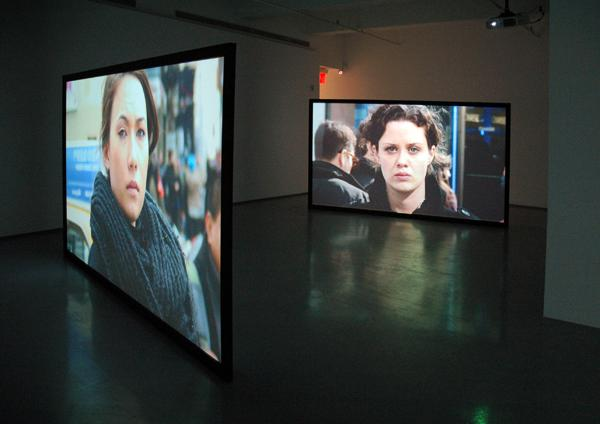 Face to Face , 2013 Installation view