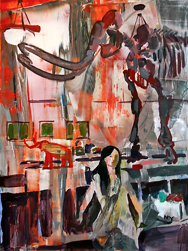 Warren Mastodon and Mie