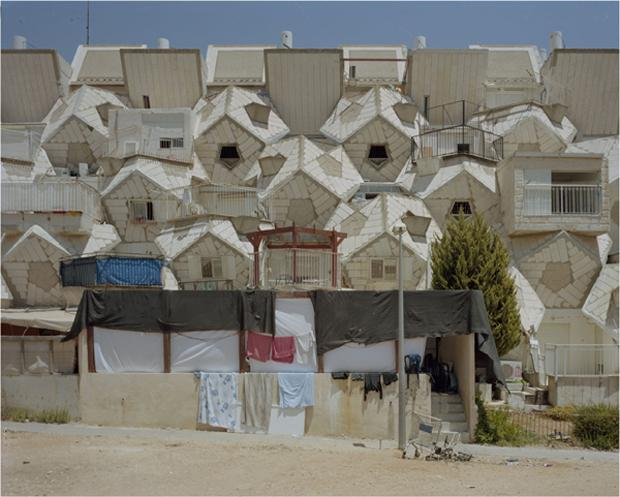 Maison des Oiseaux, Ramot Polin, Jerusalem , 2010 Chromogenic color print 40 x 50 inches (102 x 127 cm) Edition of 5