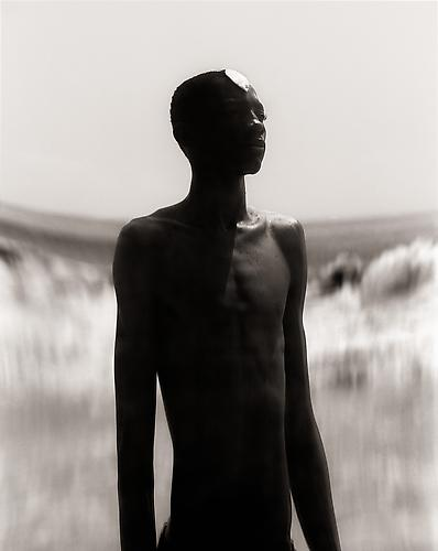 Jewel  Alan Fisherman, the Gold Coast, Ghana 2010 platinum/palladium print