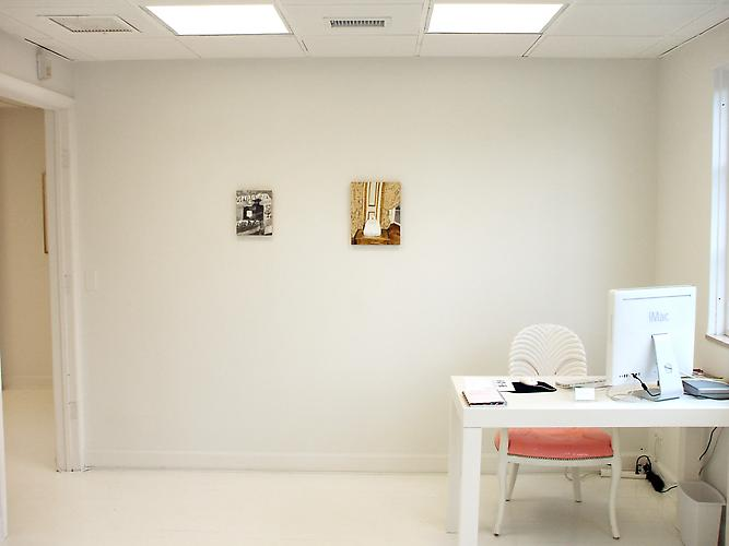 Installation View Gavlak Gallery, 2010