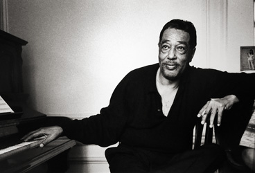 Herman Leonard, Duke Ellington, Paris 1960