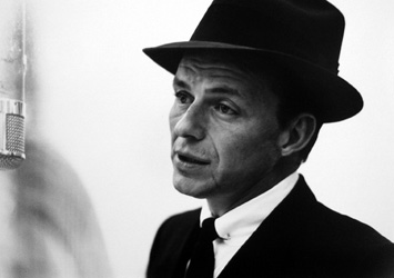 Herman Leonard, Frank Sinatra, New York City 1956