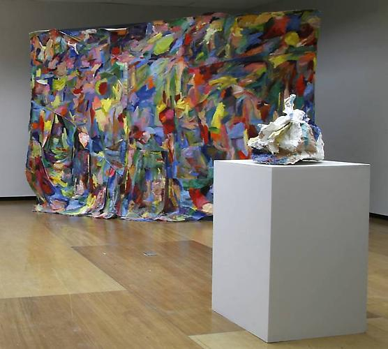 Installation view, '5cm higher,' Mary Mary February 2010