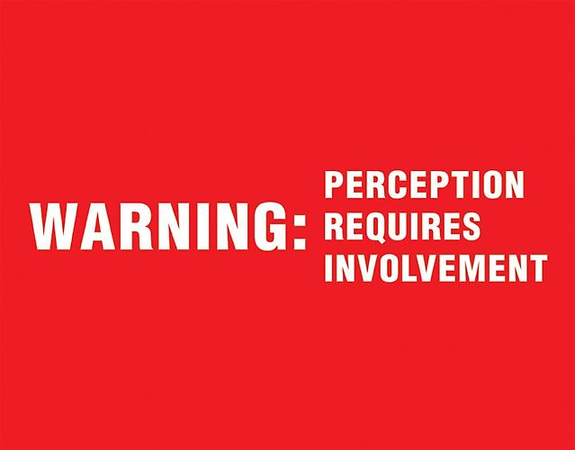 ANTONI MUNTADAS  Warning, 2006  Piezo inkjet fine art print on Fotopapier, printed on an Epson 9800 with K-8 inks 27 1/2 x 39 1/4 in., No. 12 from an edition of 12
