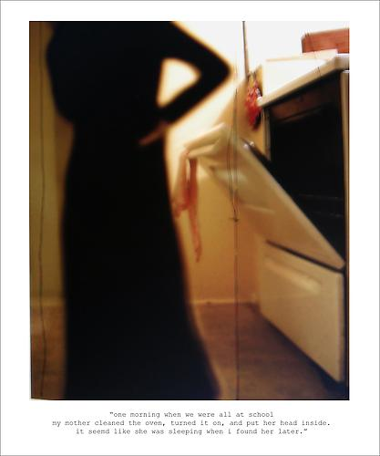 Gerald Slota & Neil LaBute Oven, 2009 Archival pigment print; Edition of 7 21.5 x 18 inches