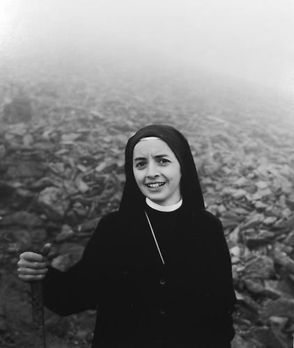 Untitled (Portrait of a Nun) 1998 Gelatin Silver Print
