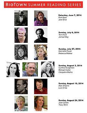 2014 Summer Reading Series