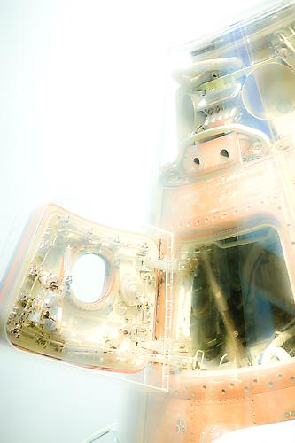 Re-Entry, 2010 from 'Aerospace' pigment print
