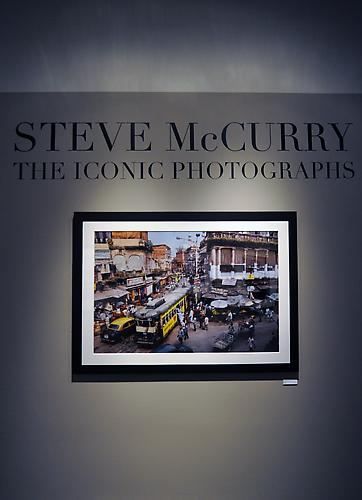 Steve McCurry | The Iconic Photographs September 3rd-November 30th