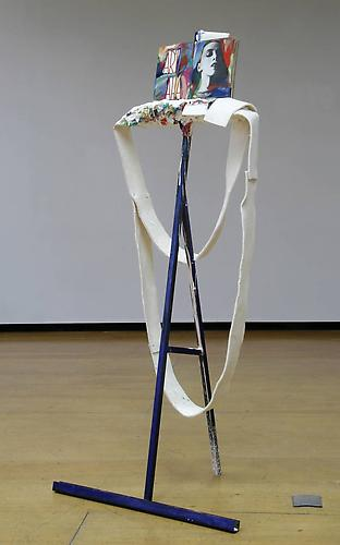 'Stick', Installation View, 5cm Higher, Mary, Mary, 2010