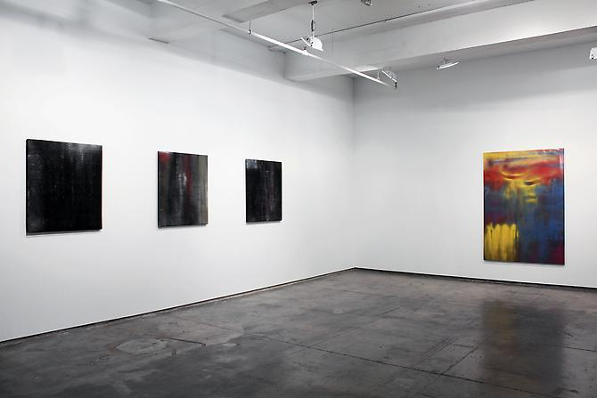 The Blacksmith Project , 2013, exhibition view, Josée Bienvenu Gallery, New York