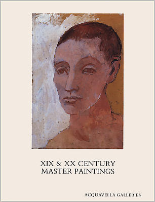 XIX & XX Century Master Paintings