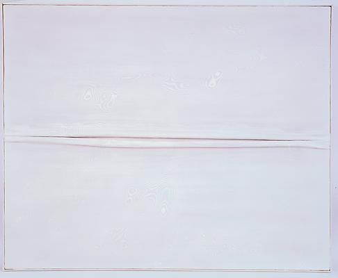"Piero Manzoni, ""Achrome"" 1959 Kaolin on canvas 31 1/2 x 39 3/8 inches (80 x 100 cm) Image"