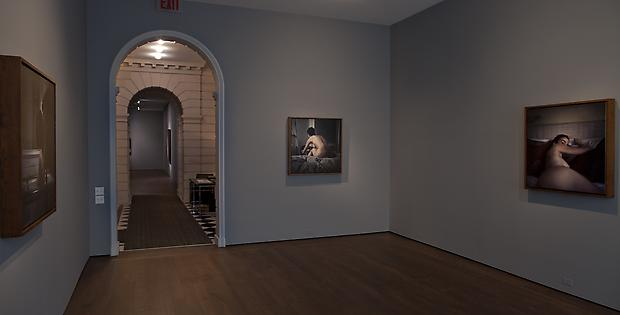 "Installation shot of ""Verschränkung and The Uncertainty Principle"" at Acquavella Galleries, Spring 2011 Image"
