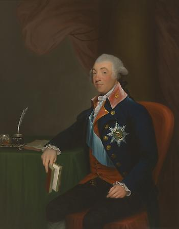 Portrait of Thomas Taylour, Earl of Bective, 1790-91