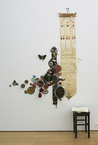 Rebecca Purcell Organon 9 Worlds (2008) Installation