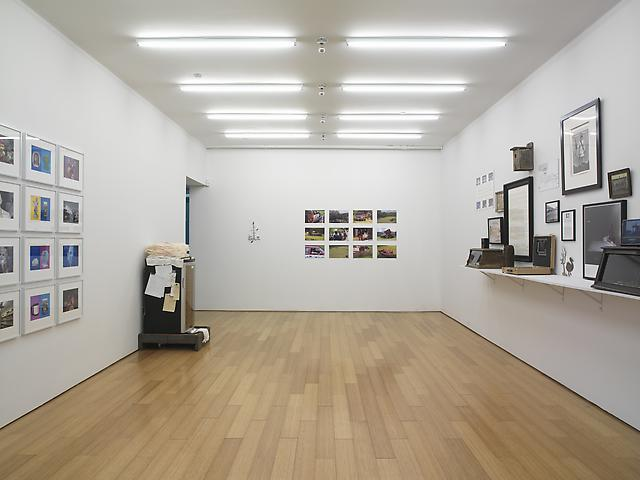 Mildred's Lane Installation view Alexander Gray Associates, 2008