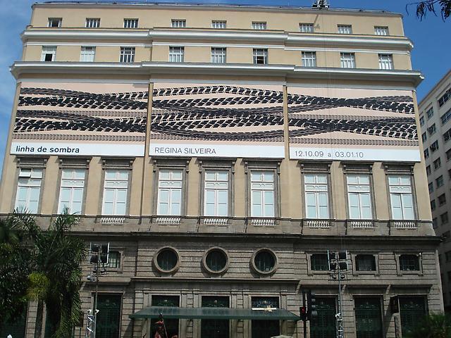 Linha de Sombra, Centro Cultural Banco de Brasil, 2009
