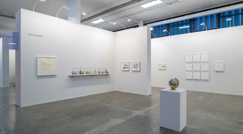 Alexander Gray Associates SP-Arte 2015 Installation view