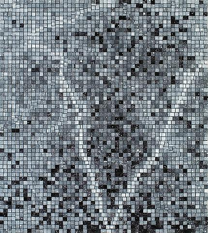 Bessemer Dreamer II (1992) Acrylic on canvas 58h x 52w in (147.32h x 132.08w cm)