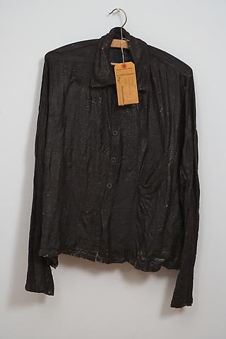 Wholesale: To the Trade Only, 1985-1997 (2006) Garment with beeswax
