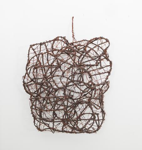 Copper 1 (2012) Copper 31.1h x 23.2w in (79h x 58.9w cm)