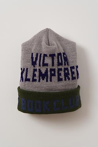 Victor Klemperer Book Club (2007) Hat 12h x 9w in (30.48h x 22.86w cm)