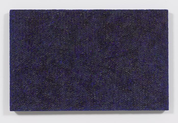 Kypros Born (1975) Oil and Dorland's wax on canvas 24h x 38w in (61h x 96.5w cm)