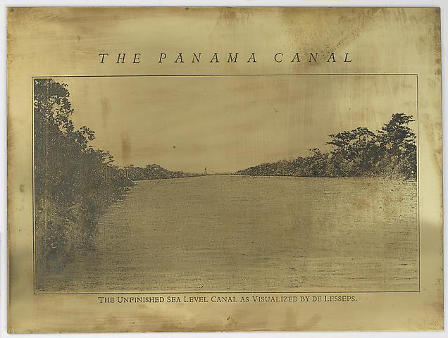 Amanaplanacanalpanama (1995) Mixed media, Part 7 of 49