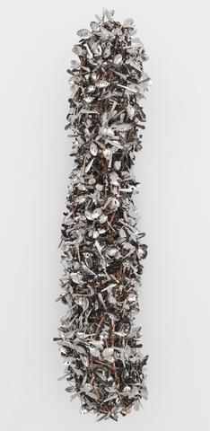 Hassan Sharif, <i>Spoons No. 5</i> 2014, mixed media 72.44h x 17.32w x 21.26d in (184h x 44w x 54d cm)