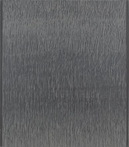 Idling II (1970) Oil on canvas  80h x 70w in (203.2h x 177.8w cm)
