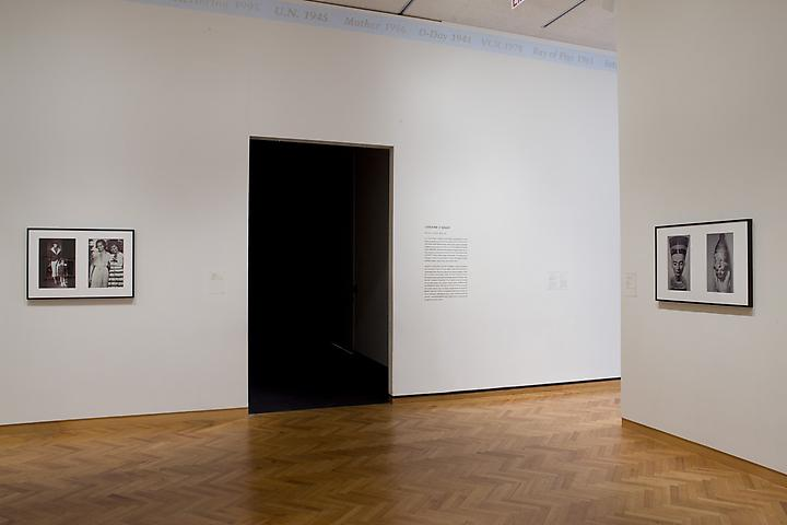 Art Institute of Chicago (2008) Installation view