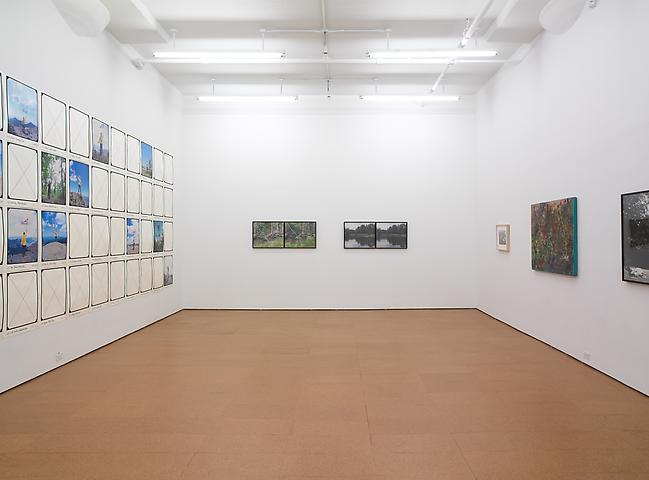 Landscape As an Attitude Installation view Alexander Gray Associates, 2010
