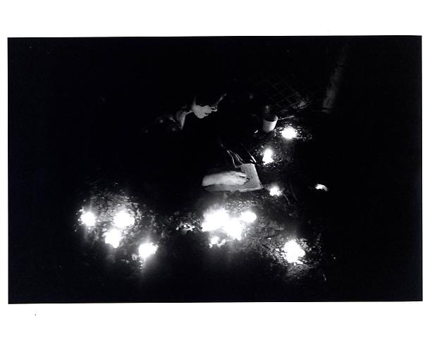 El Evento Suspendido (2000) Performance