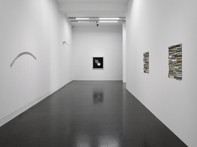 Luis Camnitzer, Installation view, Daros Museum Zurich (2010)