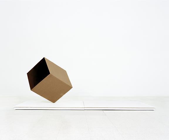 Single Cube Formation, No. 6, Saskatoon, SK (2011) Chromogenic digital print; Edition of 5 with 1 AP 20h x 24w in (50.8h x 60.96w cm)