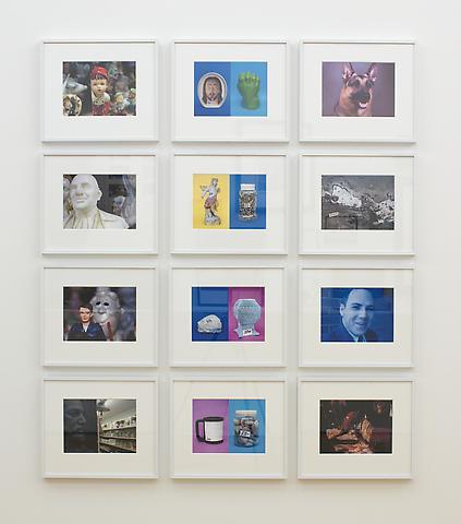 Jeffrey Jenkins Untitled (2004-2008) Photographs; 7.5h x 10w in (19.05h x 25.4w cm)