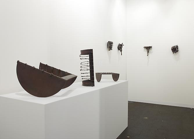 Art 43 Basel Installation view