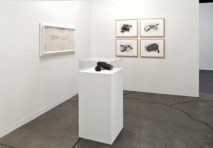 Alexander Gray Associates Art Basel Miami Beach 2012 Installation view