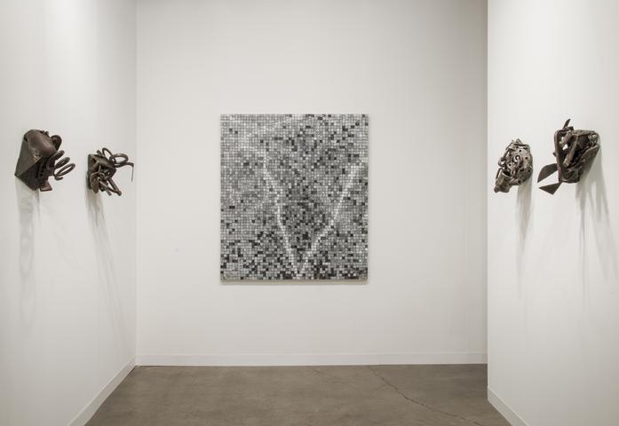Alexander Gray Associates<br>Art Basel Miami Beach 2014<br>Installation view