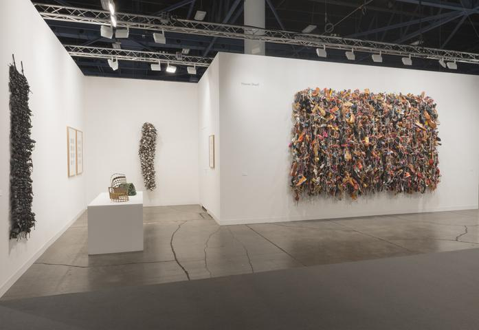 Alexander Gray Associates Art Basel Miami Beach 2015 Installation view