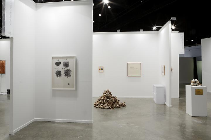 Alexander Gray Associates Art Dubai 2012 Installation view