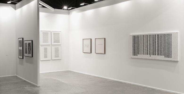 Alexander Gray Associates Art Dubai 2013 Installation view